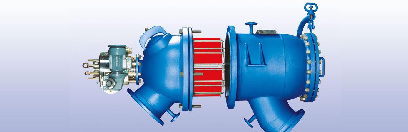 Filter Typ PR-BW 100-FC