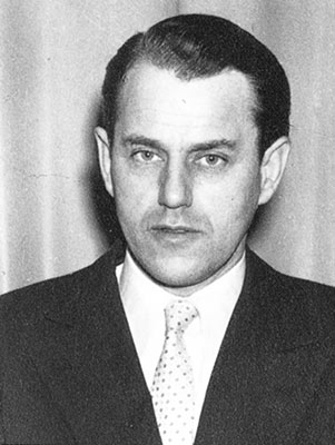 Unternehmensgründer Ludwig Taprogge