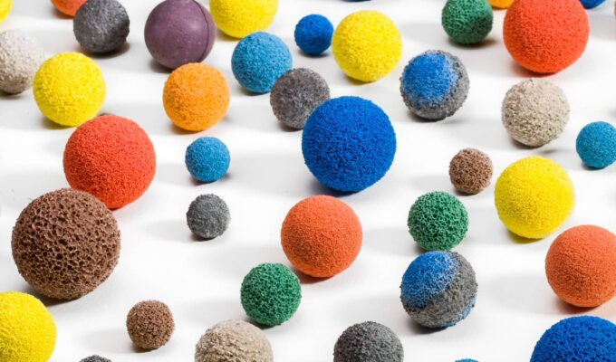 Taprogge cleaning balls